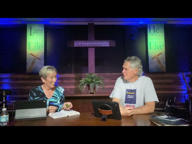 Lenten Series - Creator God's Story of Hope #36 - 03/30/2021