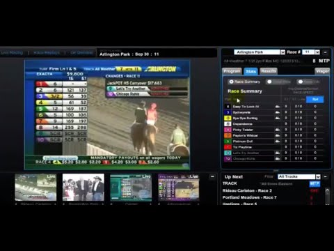 Simple Horse Racing System That Works
