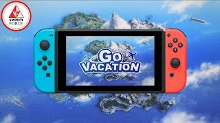 GO VACATION Switch Surprise Reveal - What The Heck Is This?