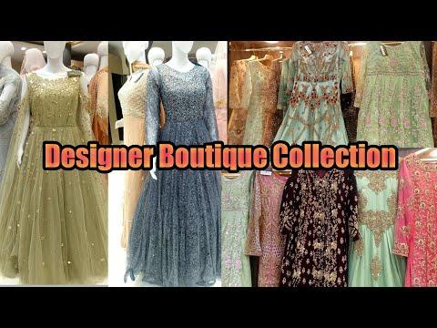 Best Designer Gown & Lehanga Collection Masjid Mumbai