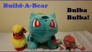 Plush Review: Build A Bear Workshop Bulbasaur Plush
