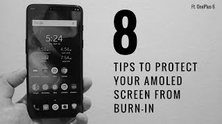 8 Tips To Protect Your AMOLED Screen From Burn-In ft. OnePlus 6 screenshot 4