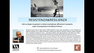 Resistenza & resilienza talk - piero bassetti versione integrale 25/03/2020