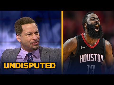 Chris Broussard on D'Antoni's comment that Harden is the 'best offensive player ever' | UNDISPUTED