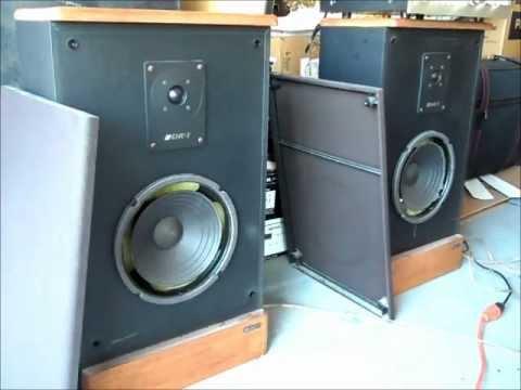 advent legacy ii speakers look demo youtube. Black Bedroom Furniture Sets. Home Design Ideas