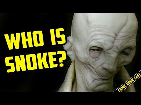 Snoke Explained Star Wars The Force Awakens