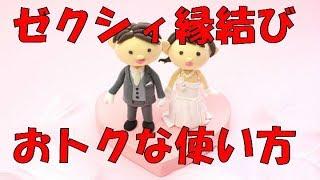 ゼクシィ縁結び キャンペーンコード http://konkatsuosusume.blog.fc2.c...