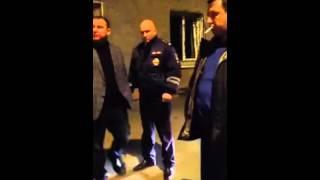 Зам Начальника полиции Владивостока оскорбляет сотрудника ГИБДД(, 2015-10-14T09:46:22.000Z)