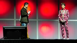 billy vhong and vice ganda live on toronto canada part1