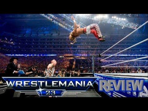 WWE WrestleMania 23 Review