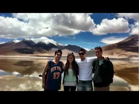 South America 2012, what I did after my last MBA final...