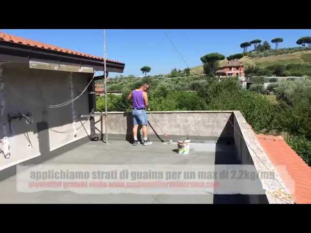 Come impermeabilizzare un terrazzo o un balcone – gruppo multiservizi