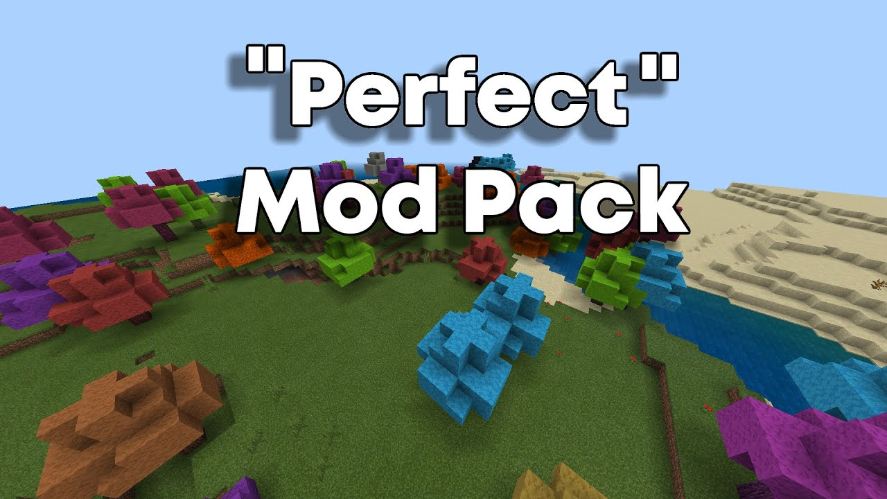 """Minecraft Bedrock Edition: """"Perfect"""" Mod Pack Download ..."""