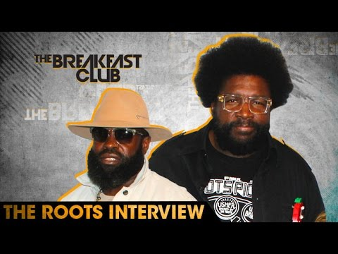 The Roots Interview With The Breakfast Club (6-10-16)