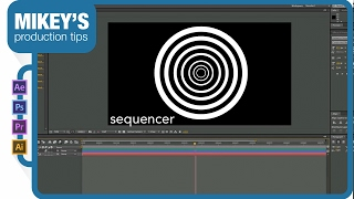 The Sequencer after effects preset