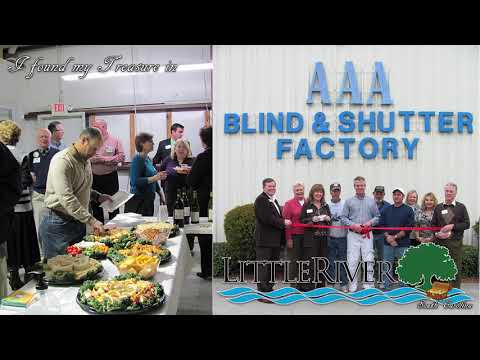 Little River Spotlight: AAA Blind & Shutter Factory Inc.