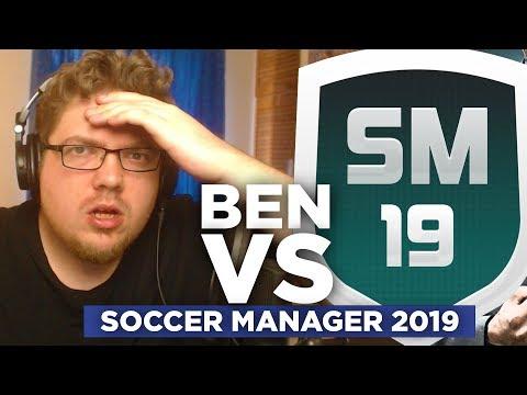 SOCCER MANAGER 2019 | BEN VS