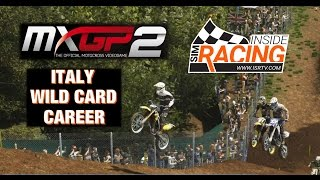 MXGP2 Suzuki RM-Z250 @ Italy Wild Card #1 Career Mode - PC
