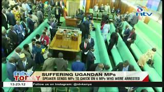 Uganda MPs Robert Kyagulanyi, Francis Zaake said to be in poor health following violent arrest