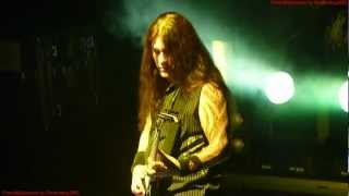 Machine Head - Be Still and Know Live at the Olympia Theatre Dublin Ireland 30th May