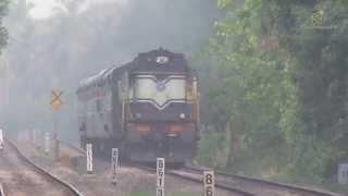 Kannur Yeshwantpur blasts through Uppala!!