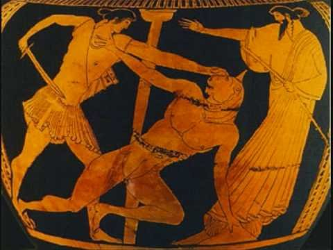 An analysis of the theseus in the greek mythology