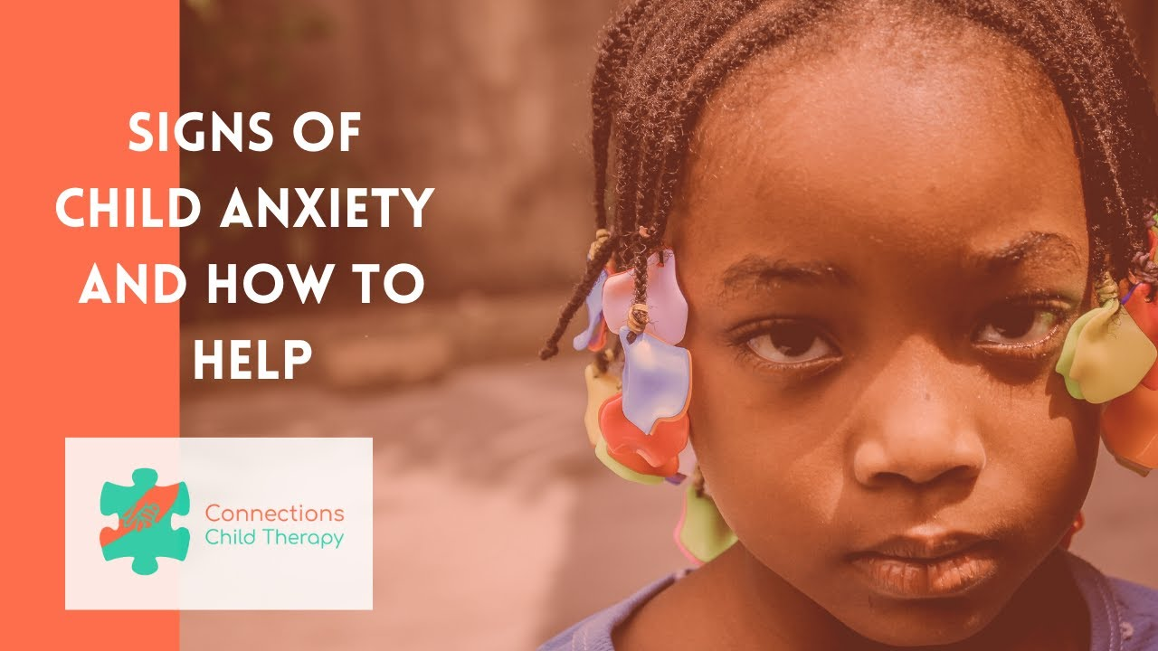 How to Help a Child with Anxiety