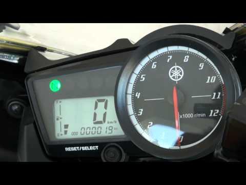 Yamaha R15 Digital Speedometer