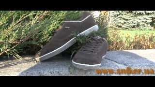 Мужские замшевые кроссовки Sweden KLё Meckeyhan. Видеообзор мужской обуви.