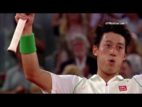 Kei Nishikori Uncovered 2016