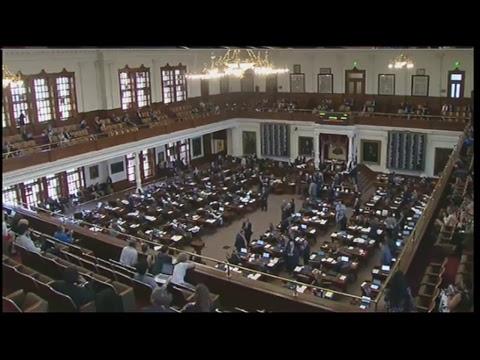LIVE: Austin Texas House debating SB4 - the Sanctuary City related legislation