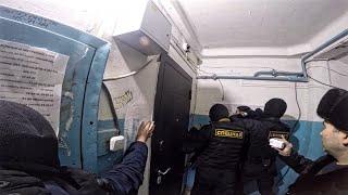 Спецназ задержал за Взятку в Нурсултане в Новый год 2020!