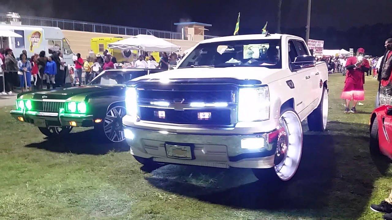 Riding Big Car Show 2015 - Eatonville, Orlando, Florida - Custom ...