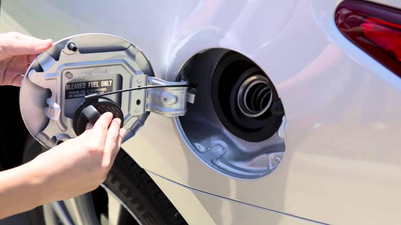 2017 Infiniti Qx60 Fuel Functions