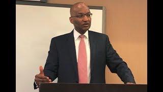 CBK Governor, Dr Patrick Ngugi Njoroge on NYS Scam