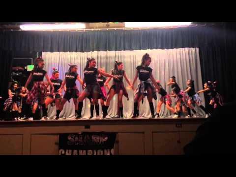 Hip Hop Elementary PBD 2015 Concert