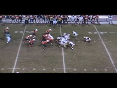 Charond Richardson's Highlight #61 Early County High School