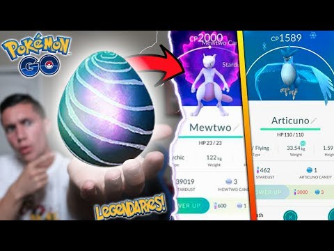 THIS IS HOW & WHEN LEGENDARIES WILL DROP IN POKEMON GO!
