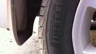 LADA Granta лифтбек Шины Pirelli Cinturato P1