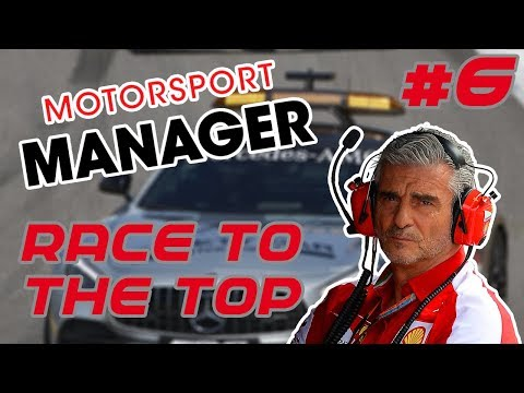 Race to the Top MM Career | Motorsport Manager | Part 6 | THRILLING FINISH IN RUSSIA