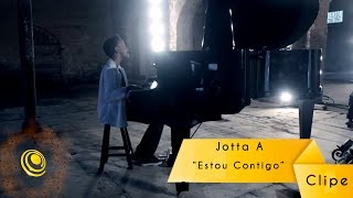 Repeat youtube video Jotta A - Clipe oficial Estou Contigo - Central Gospel Music
