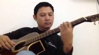 Tình lỡ cách xa - Lê Hùng Phong - Guitar Solo