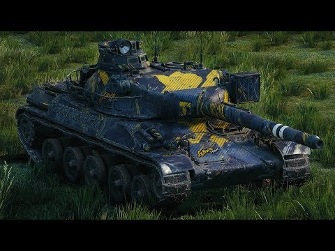World of Tanks AMX 30 B - 6 Kills 9,9K Damage thumbnail