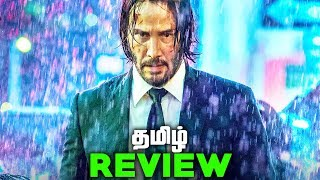 John Wick 3 Parabellum Tamil movie REVIEW (தமிழ்)