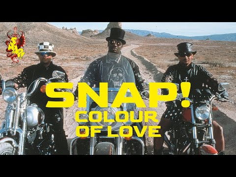 SNAP!  Colour of Love