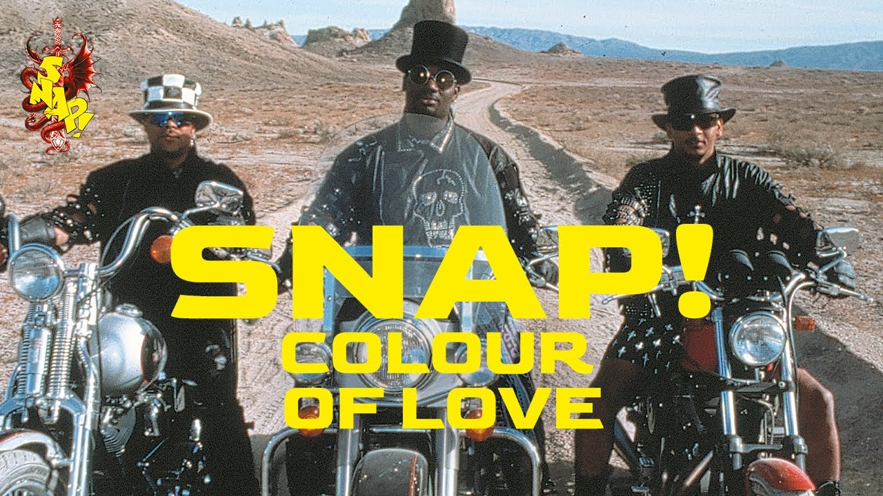 Download SNAP! - Colour Of Love (Official Video)