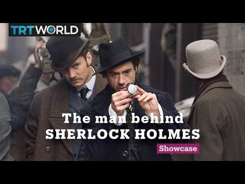Arthur Conan Doyle: The man behind Sherlock Holmes | Literature | Showcase