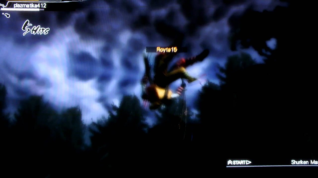 Ultimate Ninja 01 How To Defeat Genshin
