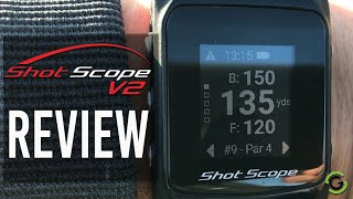 SHOTSCOPE V2 REVIEW