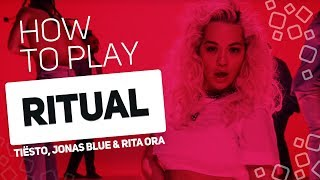 Ritual -  Tiësto, Jonas Blue & Rita Ora | SUPER PADS KIT PRAYER